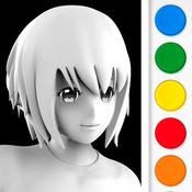 Figuromo Artist : Anime Bishoujo Doll