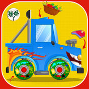 Little Tractor Builder Factory- Play and Build Tractors and Trucks