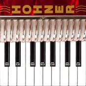 Hohner Piano SqueezeBox Accordion