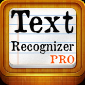 Text Recognizer Pro ™ OCR regconition app for scan character image and convert to editable documents