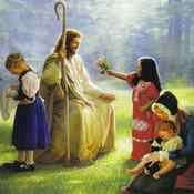 Ask Jesus!