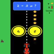 Math Star Race