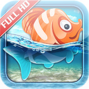 Fish Puzzle Gold HD