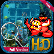 Deep Blue Sea - Free Hidden Object Game