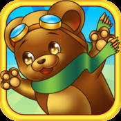 Angry Racing Bears: Battle of the Birds HD Free