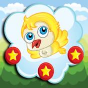 Bird Attack - Shooting Game - Kids Lite Edition