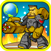 Gunman Jungle Escape Free - Best Multiplayer Running Game for Kids Boys and Girls