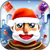 Santa Jewel Mania - Holiday Matchy Puzzle Saga FREE