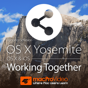 Course For Mac and iOS Working Together icloud