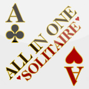 All In One Solitaire HD Free - Online Social Card Game Collection Pack