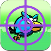 Fly By!- Hunt Flappy, don`t let your bird flee, no one miss, can you catch them all? touch and shoot racing, shoot challenge, real top free game for girls and boys