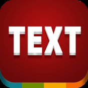 Texts On Photo HD - Text Over & Caption Fonts - Free Version