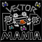 Vector Pop Mania FREE: The Super Fun Doodle Style Minimalist Tap & Pop the Frog Indie Puzzle Game