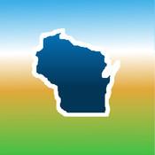 Aqua Map Wisconsin - Lakes GPS Offline Nautical Charts