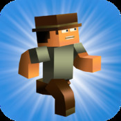 Blocky Mega Run And Jump Endless Escape Challenge - Can You Escape From Blocky Road