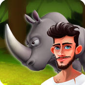 Brave Frontier Survival Run 3D : Subway Jungle Adventure
