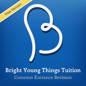 Bright Young Things Revision App - Free Version
