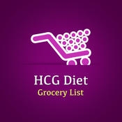 HCG Diet Shopping List: A perfect weight loss grocery list list for