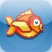 Little Flipper - The Adventure of a Tiny, Flying Bird Fish with Splashy Wings