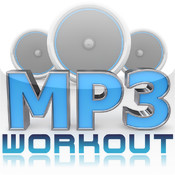 Mp3 Workout music - Mobile music for GYM practise , running , exercises and training ear music training