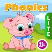 Phonics Fun on Farm Educational Games Learning Reading, Spelling & Sight Words. ▫ Super for Kids in Preschool, Kindergarten and 1st Grade by Abby Monkey®