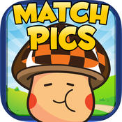 Aamazing Mushroom Match Pictures