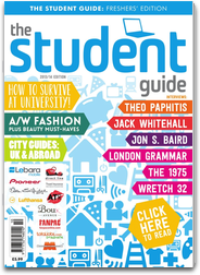 The Student Guide - The Ultimate Companion to Student Life