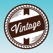 Vintage Designs - Custom Wallpaper Creator and HD Backgrounds Maker DIY to Pimp Your Lock Screen & Home Screen for iOS 7