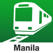 NAVITIME Transit - Manila Philippine, transit app for subway and train