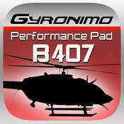 Bell 407 Pad your computer performance