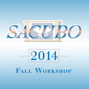 SACUBO 2014 Fall Workshop