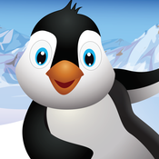 Flying Penguin Attack: Ice Knockdown