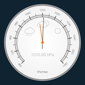 Barometer for iPhone 6 / iPad Air 2