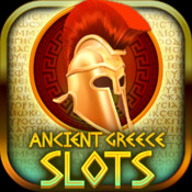 A Big Spartan War of Myth - The Lucky Ancient Greece and Greek Gods Casino Slot HD Game Free - Full Version
