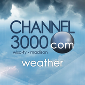 Channel 3000 | WISC-TV3 Weather for iOS