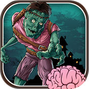 Dont Touch My Brains - A Scary Stupid Zombie Logic Game PRO