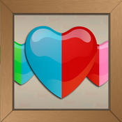 Heart2Heart: The Heart Matching Puzzle Game