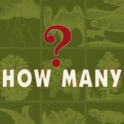 How Many: A Quiz Deck of Numbers in Nature, A Sierra Club deck of Knowledge Cards published by Pomegranate Communications match your deck