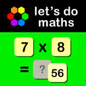 Multiplication facts x2 to x10