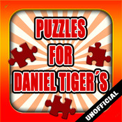 Puzzles for Daniel Tiger´s (Unofficial Free App)