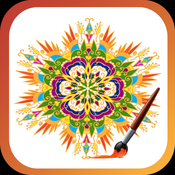 Adult Coloring Book - Mandala Coloring Pages pages