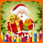 ColoringBook:Christmas for Kids