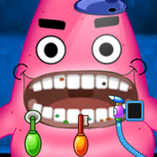 Dental clinic for spongebob squarepants Dentist Game