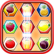 Juicy Fruity Match Farm - A Fun Barn Puzzle Game for Kids