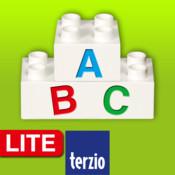 MyBricks Lernbausteine Großbuchstaben LITE