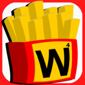 Words With Fries - A super cheat for all word games including Words with Friends words
