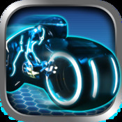 Acrobatics Neon Bike Endless Racing Game
