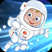 Escape Gravity - Can Astro Guy Escape from the Clash of Satellite Tower