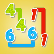 Number Flow Puzzle - A Free Game to Match and Connect the Pairs