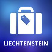 Liechtenstein Offline Vector Map